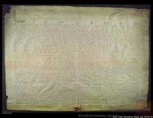 Bulas. Sección Cancillería. Archivo de la Corona de Aragón