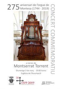 Concert orgue Montesa 3-III-2019
