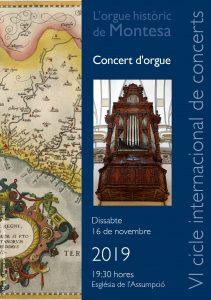 Concert 16.11.19 coberta