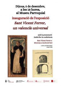 Exposició Sant Vicent
